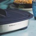 Tupperware MicroPro Grill Micropro Grill ist schnell und ökonomisch, man kann sich in der Küche  zwischendurch um etwas anderes kümmern