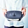 Tupperware MicroPro Grill Grillen, braten, schmoren, backen in der Mikrowelle nur mit einem Produkt
