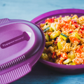 Tupperware Mikro-Leicht Schnelles Rumfort kochen im Mikroleicht