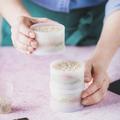Tupperware Stapelei Produkt zum Anrichten feiner Speisen