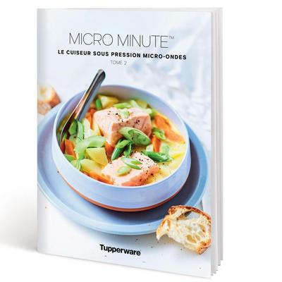 "Tupperware Livre ""Micro MinuteTM tome 2"