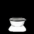 Tupperware Clear Collection 610 ml kleine durchsichtige Schüssel