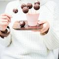 Tupperware Silikonform Dots Pralinenform, Schokoladenform, Bonbons und co.