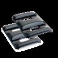 Tupperware Recycline Getränkestapler (2)  damit schaffst du Ordnung im Kühlschrank und Vorratsschrank