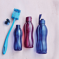 Tupperware EcoEasy Trinkflasche 1,0 l Die große Trinkflasche zum mitnehmen - sei nachhaltig - schütze die Umwelt
