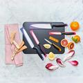 Tupperware Universal-Serie Scharfes Set Ganz schön scharf: 6-teiliges Set zum Schneiden