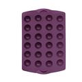 Tupperware Silikonform Dots 24 x Ein-Happen-Küchlein, Bonbons und leckere Kleinigkeiten