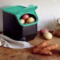 Tupperware Kartoffel-Lager Optimale Lagerbedingungen für Kartoffeln