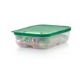 Tupperware KlimaOase 1,8 l flach hält Obst und Gemüse länger frisch