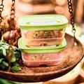 Tupperware KlimaOase 800ml hält Obst und Gemüse länger frisch