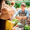 Tupperware KlimaOase 4,4 l hält ganze Salatköpfe länger frisch