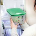 Tupperware KlimaOase 4,4 l lässt sich super stapeln und passt perfekt in den Kühlschrank