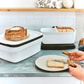 Tupperware Junior-BrotMax 2 hält Brot länger frisch