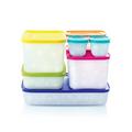 Tupperware Eis-Kristall 2,25 l Gefrierboxen im Set