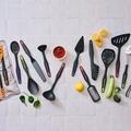 Tupperware Griffbereit Großer Pfannenwender gesamte Griffbereit Serie mit allen Küchen Werkzeugen