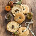 Tupperware Brot & Dips Bagels und Aufstrich