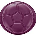 Tupperware Silikonform Phantasie Fußball Kuchenform