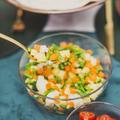 Tupperware Clear Collection 610 ml leckeren Salat servieren