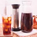 Tupperware Clear Collection Karaffe Karaffe zum Herstellen von Cold Brew Kaffee