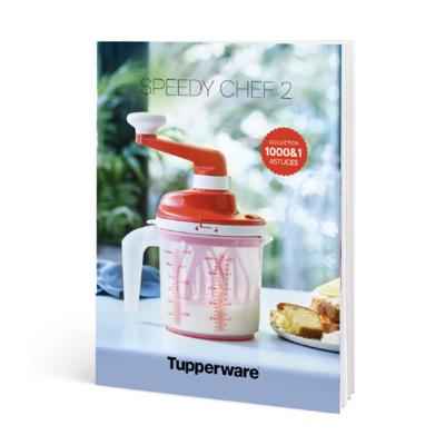 "Tupperware Livret ""Speedy Chef 2"""