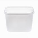 Hoher Behälter Eis-Kristall 1,1, l