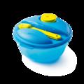 Tupperware On-the-Go-Set (3) super nachhaltig - der Salat für unterwegs mit Dressingbehälter