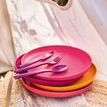 Tupperware Picknick-Besteck für Picknick, Grillabende, auf der Terrasse, beim Camping oder der Fahrradtour optimal.