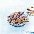 Tupperware Stäbchen-Mix verdrehtes Design für hübsche Leckereien
