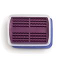 Tupperware Silikonform Stäbchen Der Eiskristall 2,25 l passt perfekt - zum einfrieren oder kühlstellen