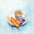 Tupperware Silikonform Stäbchen süße Gebäckstangen zum Kaffee