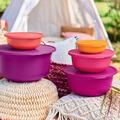 Tupperware Aloha 7,5 l schöne bunte Schüsseln mit frischen Farben für gute Laune