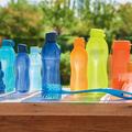 Tupperware EcoEasy Dinosaurier die ganze Ecoeasy Serie - alle Flaschen zum Mitnehmen - schütze die Umwelt