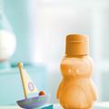 Tupperware EcoEasy Pinguin süßer Pinguin, kleine Flasche für Kinder