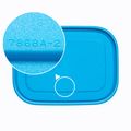 Tupperware Deckel Eis-Kristall 450 ml/1,1 l