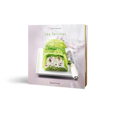 """Tupperware Livre """"Les Terrines"""" Collection Savoir-Faire™"""