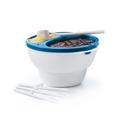 Tupperware Gabel Micro Servier & Dip