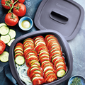 Tupperware Deckel MicroPro Grill