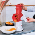 Tupperware Feiner Raspeleinsatz Profi-Chef Mahlwerk