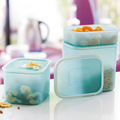 Tupperware Deckel Quadro 500 ml/1,3 l/2,1 l