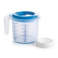 Tupperware Spritzschutzring Rühr-Mix 1,25 l