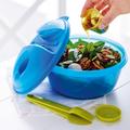 Tupperware Deckel kleiner Behälter vom Salat & Go