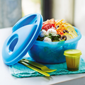 Tupperware Deckel Salat & Go