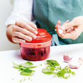 Tupperware Schneideinsatz Turbo-Chef/Multi-Chef