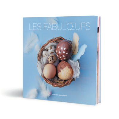 "Tupperware Livre ""Les Fabul'Oeufs"""