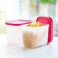 Tupperware Hoher Behälter Eis-Kristall 1,1, l