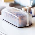 Tupperware Feststeller Königskuchenbehälter