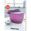 "Tupperware Livret 1000&1 astuces ""Maxi Cuiseur à riz"""