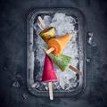 Tupperware Cornetti-Set (8) Eis am Stiel aus Sorbeteis
