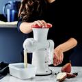 Tupperware Profi-Chef Sorbetaufsatz leckeres Eis selbst herstellen