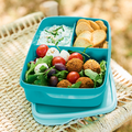 Tupperware Deckel Pausen-Box